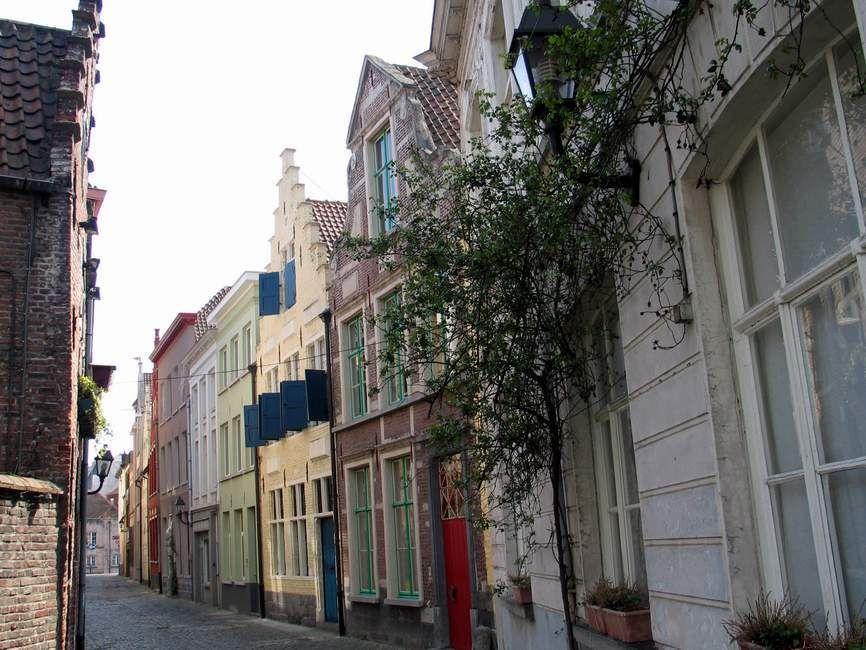 Уицы Патерсхола, Гент, Бельгия