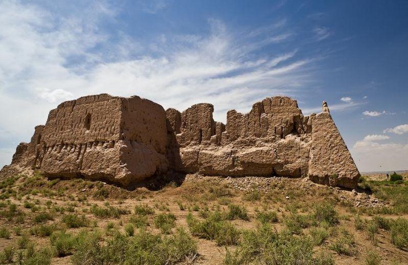 Древние крепости Хорезма
