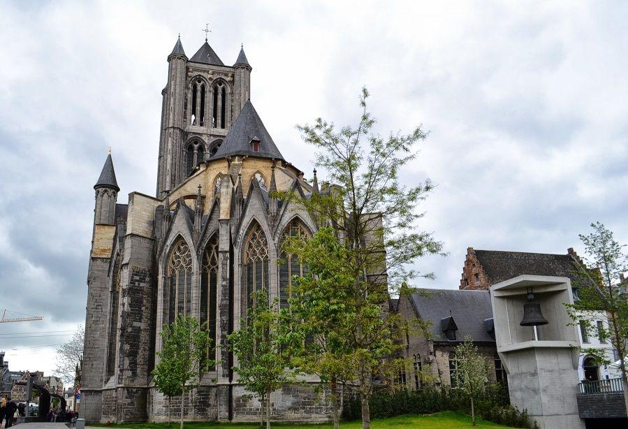 Церковь Святого Николая, Гент, Бельгия