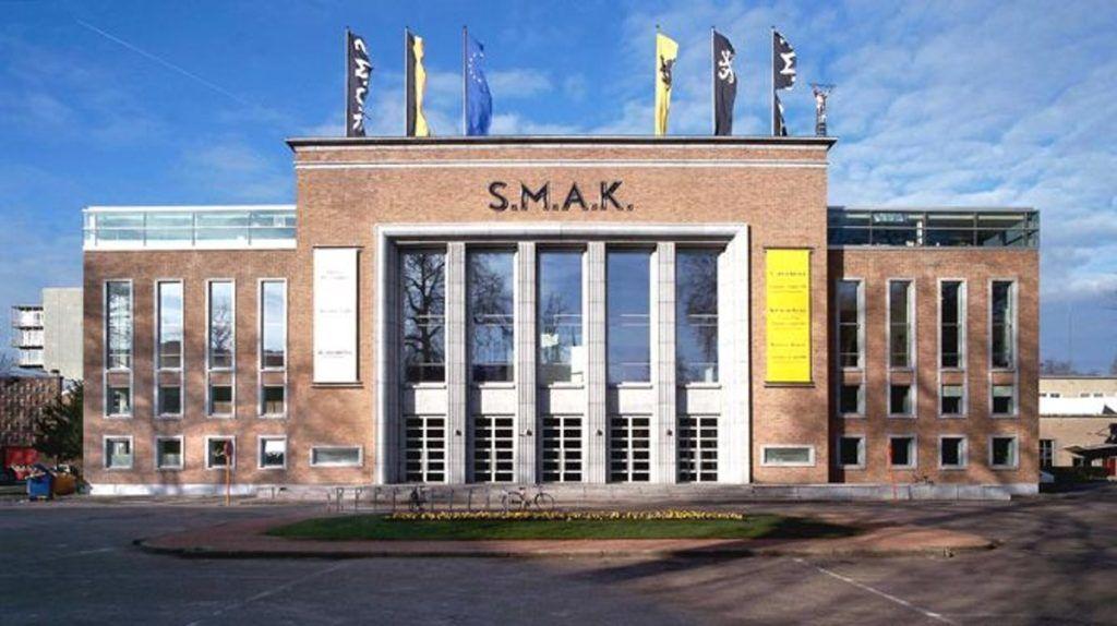 Городской музей современного искусства в Генте, Бельгия