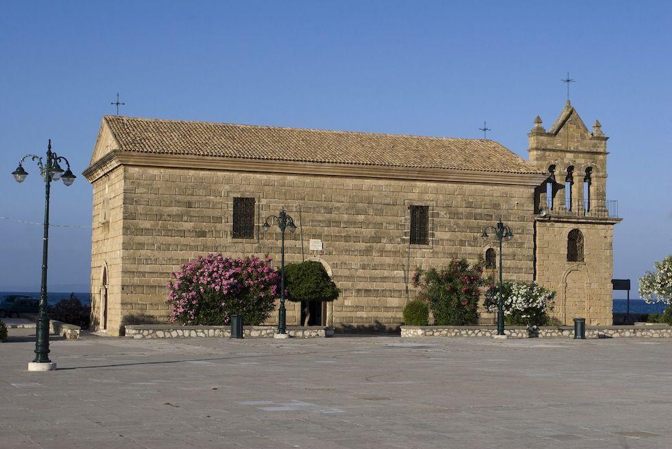 Церковь Святого Николая, Закинф, Греция