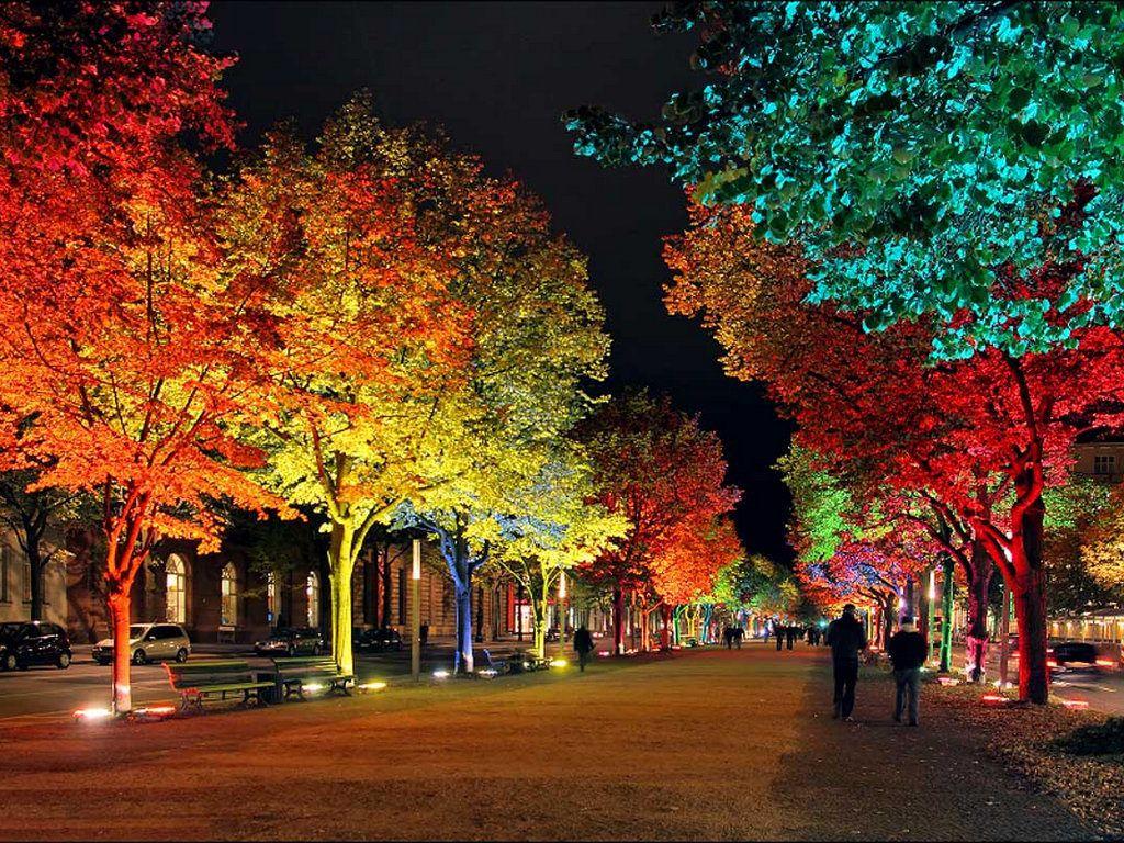 Германия Берлин Главная улица
