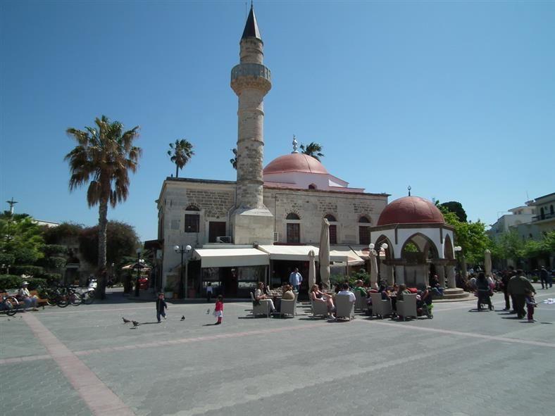 Мечеть Дефтердар, остров Кос, Греция