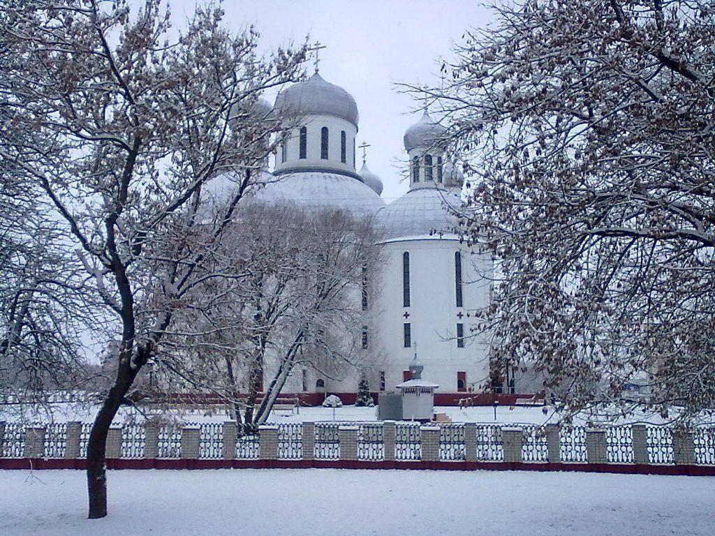 Свято-Воскресенский собор, Брест, Беларусь