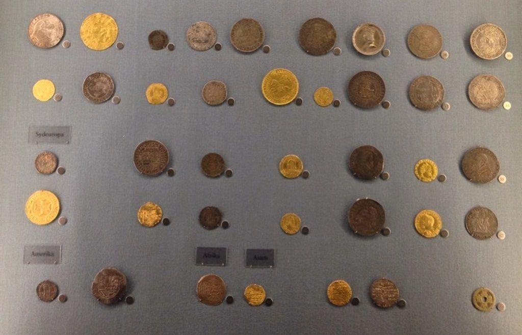 Королевский кабинет монет, Стокгольм