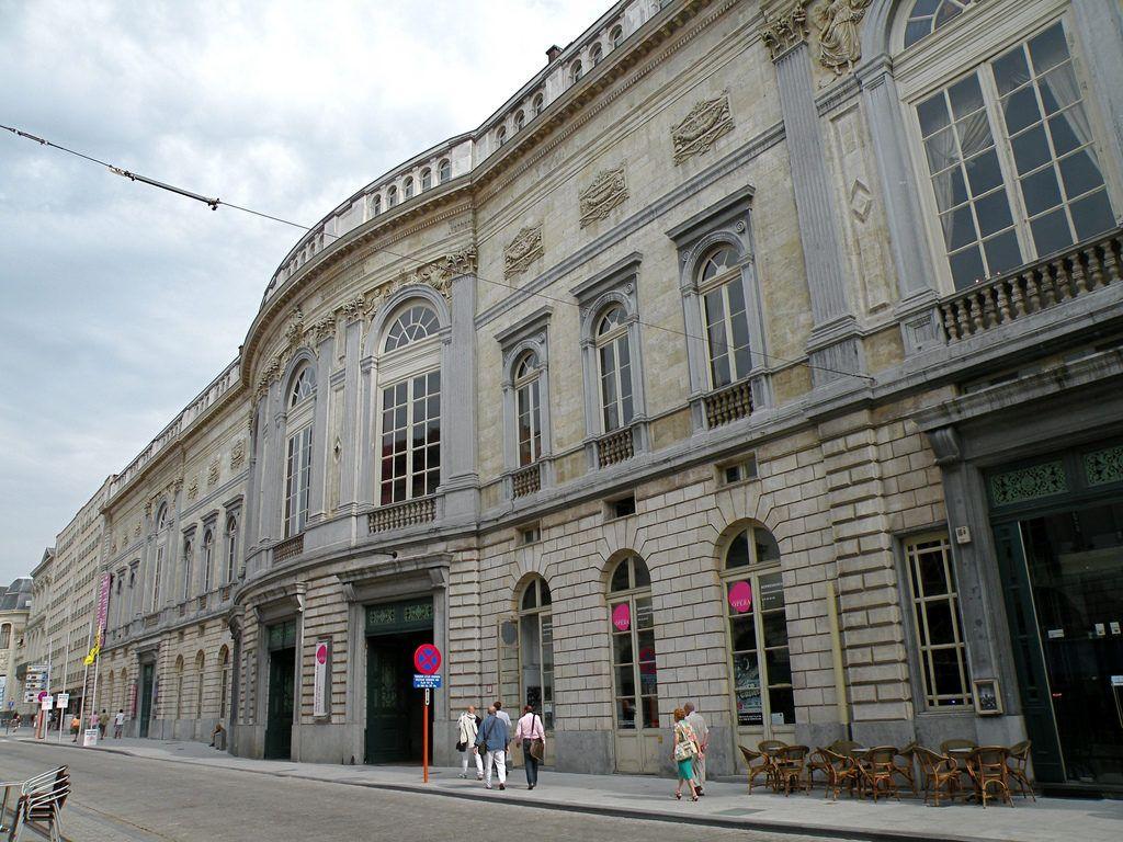Фламандская опера, Гент, Бельгия