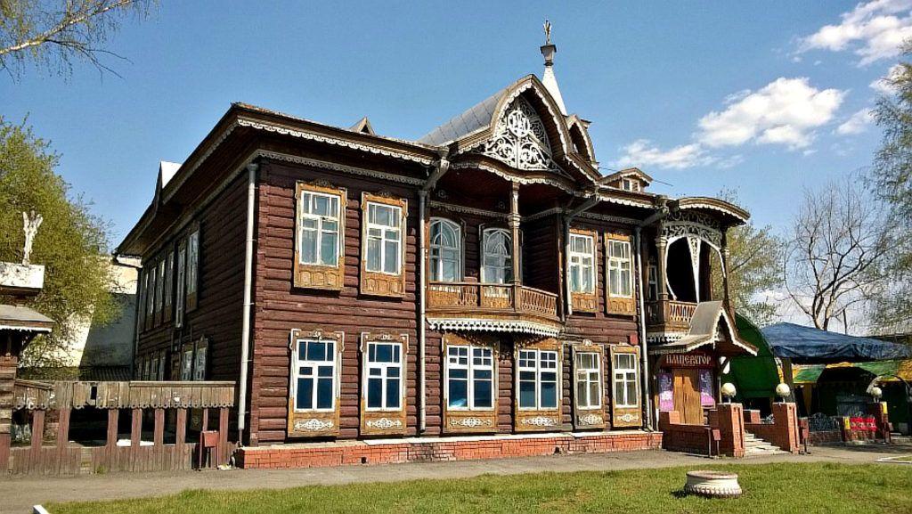 Купеческий дом Шадриных, Барнаул