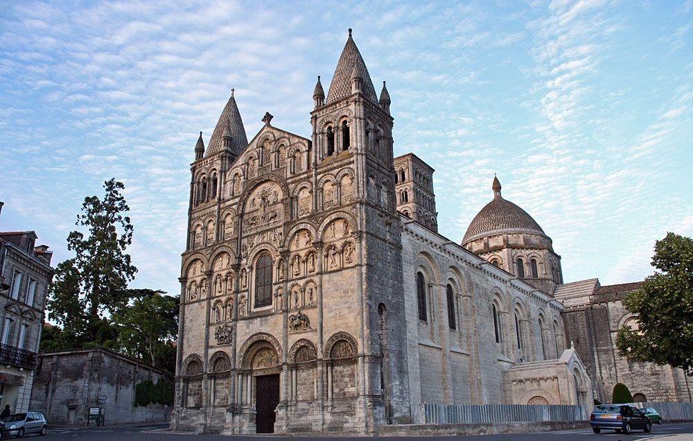 Церковь Святого Петра в Авиньоне