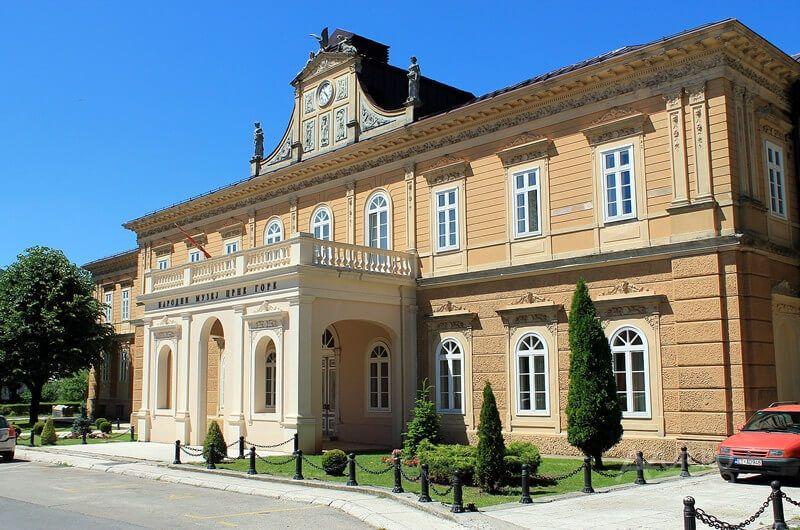 Национальный музей Черногории в Цетине