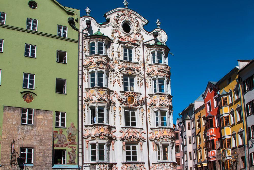 Хельблинхаус, Инсбрук, Австрия
