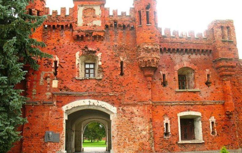 Брестская крепость-герой, Белоруссия