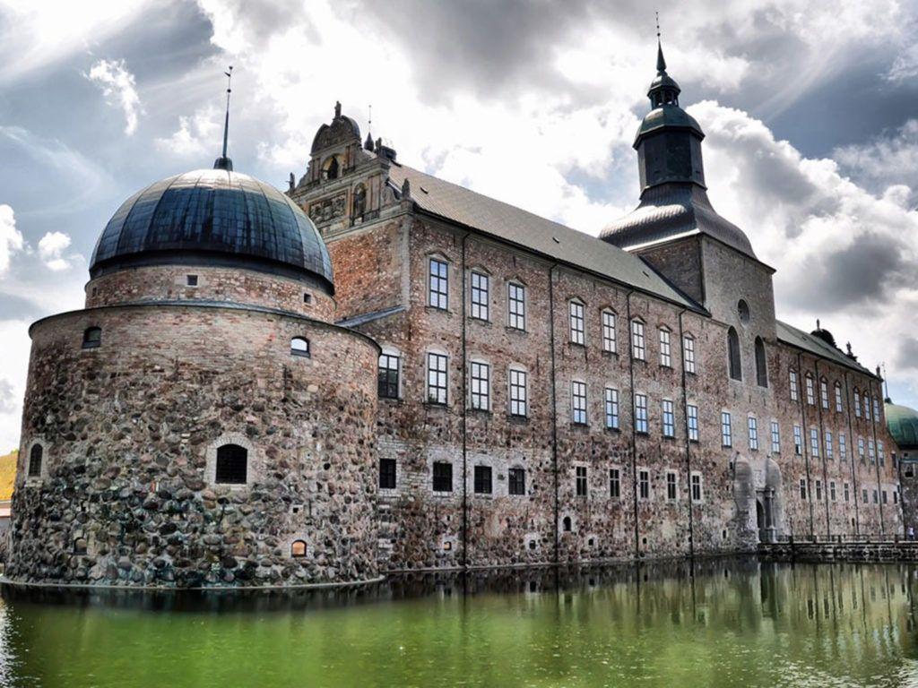 Вадстенский замок, стокгольм, Швеция