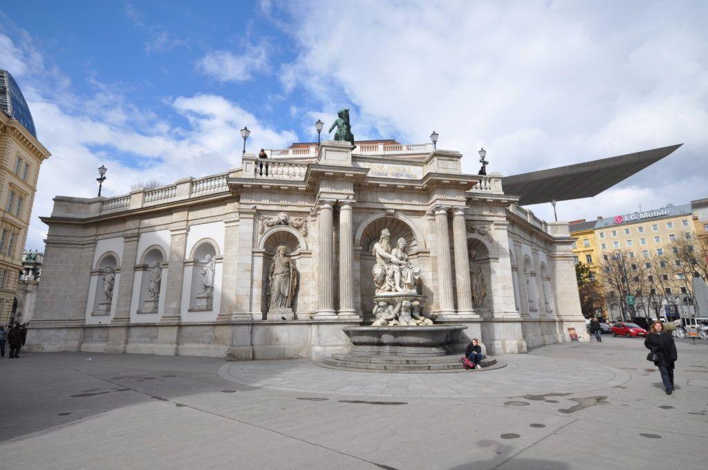 Музей Альбертина, Вена, Австрия