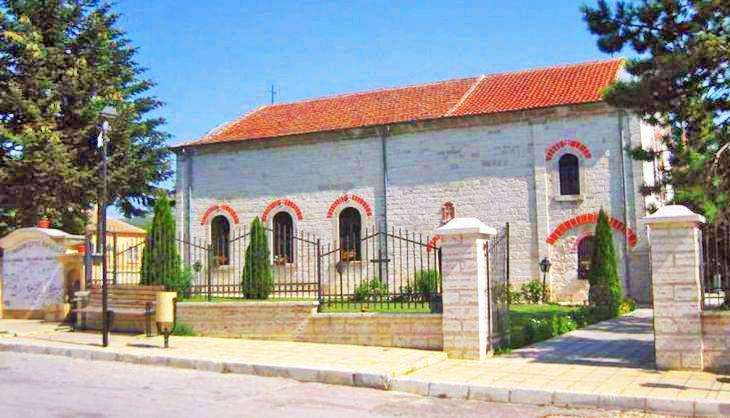 Монастырь Святого Афанасия, Балчик, Болгария