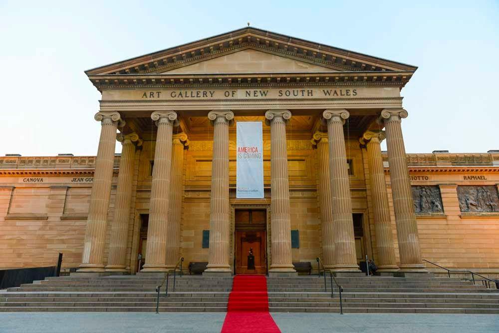 Художественная Галерея Нового Южного Уэльса, Сидней, Австралия