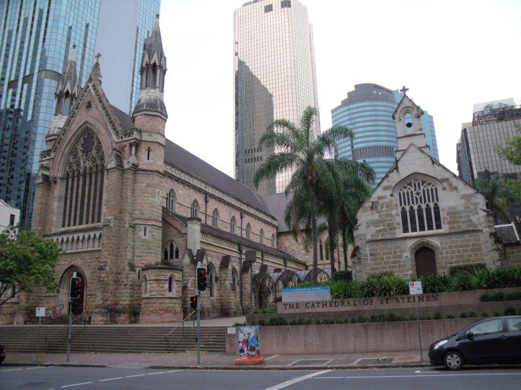 Кафедральный собор святого Стефана, Брисбен, Австралия