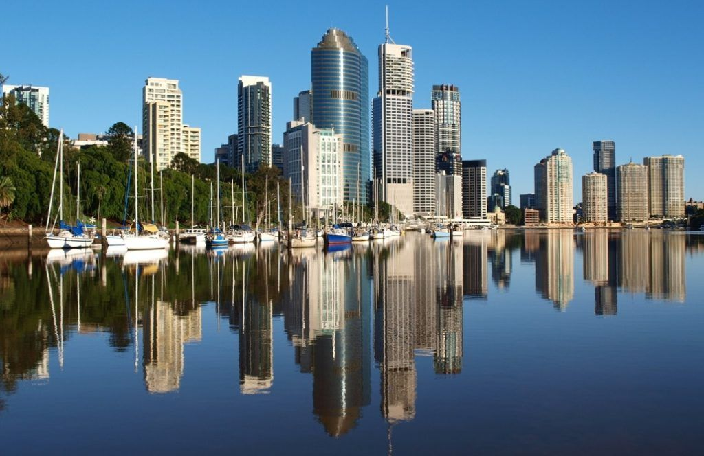 Город Брисбен, Австралия