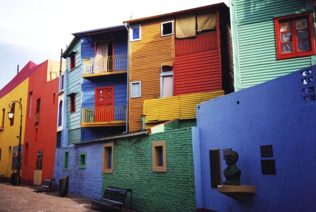 Квартал Ла Бока, Буэнос-Айрес, Аргентина