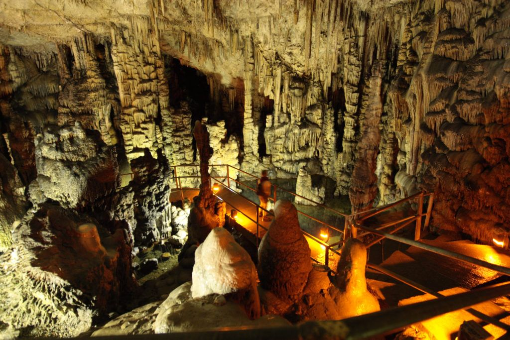 Диктейская пещера, остров Крит, Греция