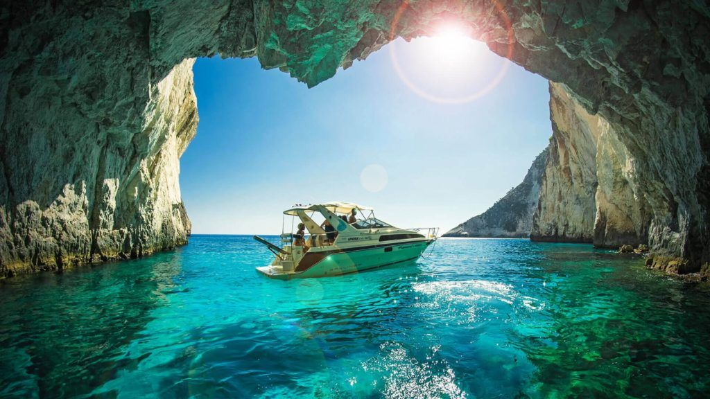 Остров Закинф, Греция