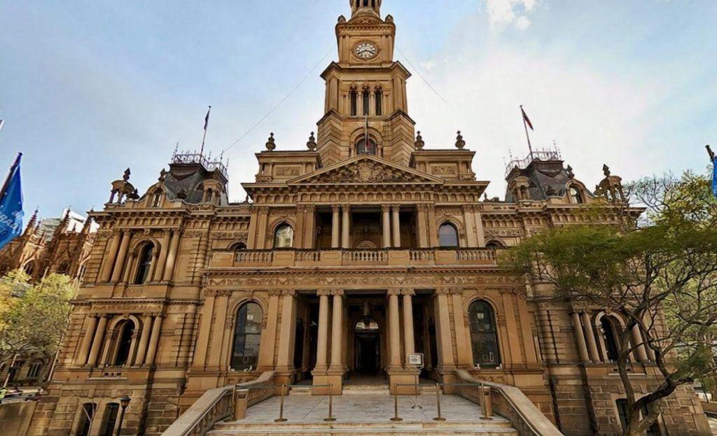Сиднейский Таун-Холл, Австралия