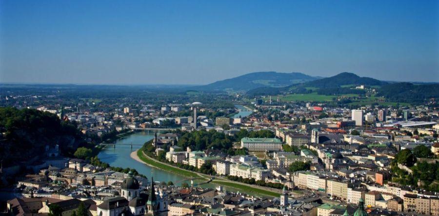 Зальцбург – родина гениального композитора Амадея Моцарта