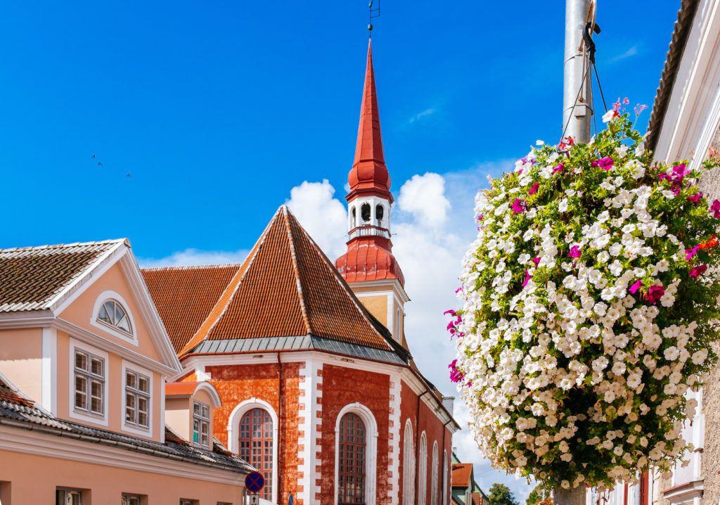 Церковь Елизаветы, Пярну, Эстония