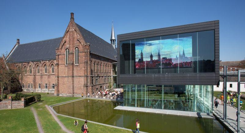 Городской музей Гента в цистерианском аббатсве Бейлок, Бельгия