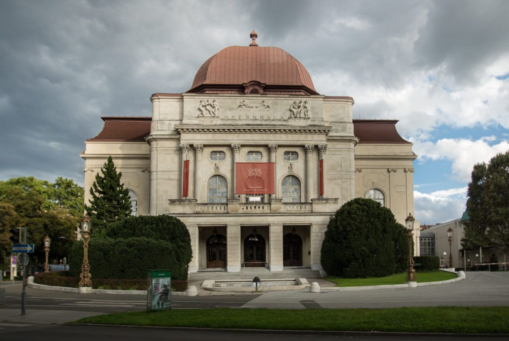 Опера, грац, Австрия