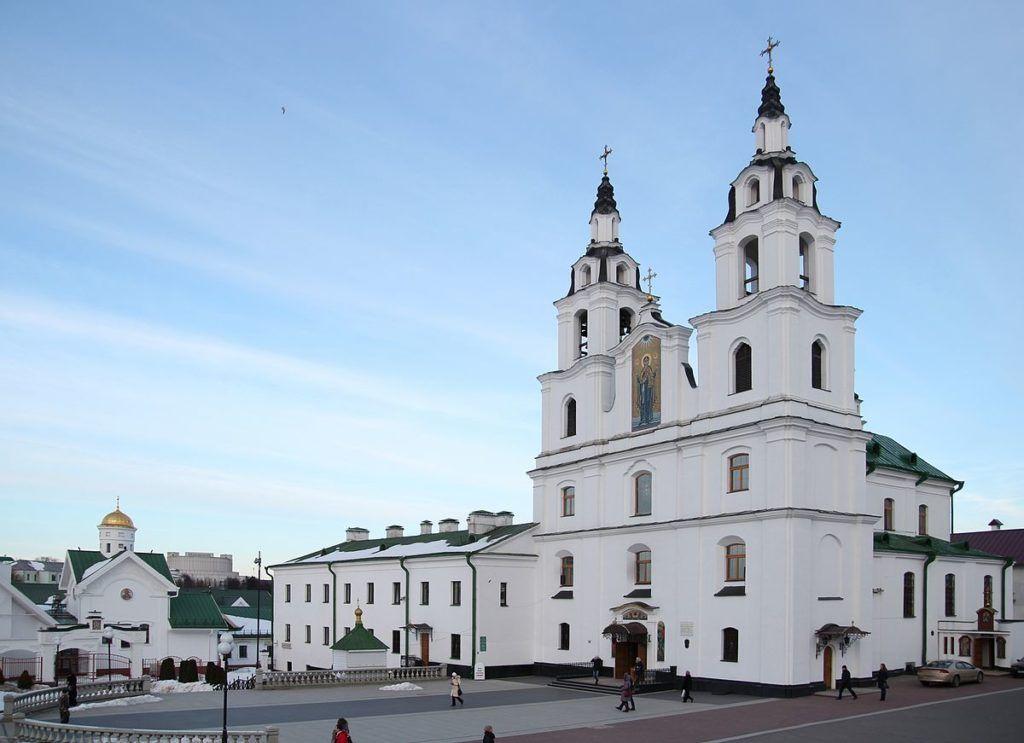 Кафедральный собор Сошествия Святого духа, Минск, Белоруссия