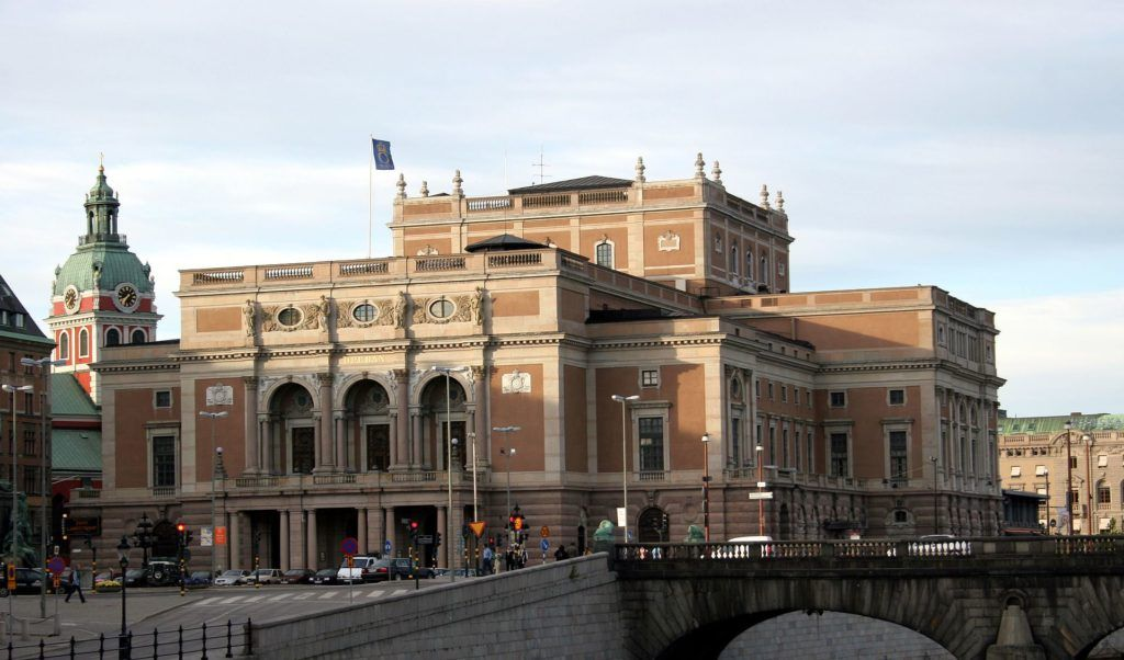 Королевская опера, Стокгольм