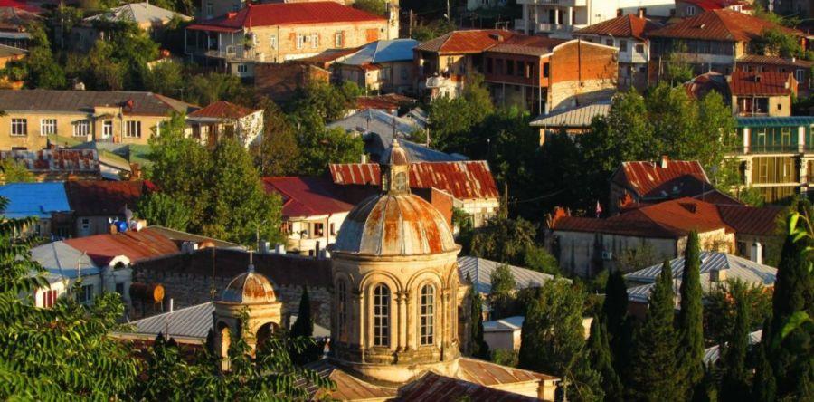 Кутаиси: достопримечательности второй столицы Грузии