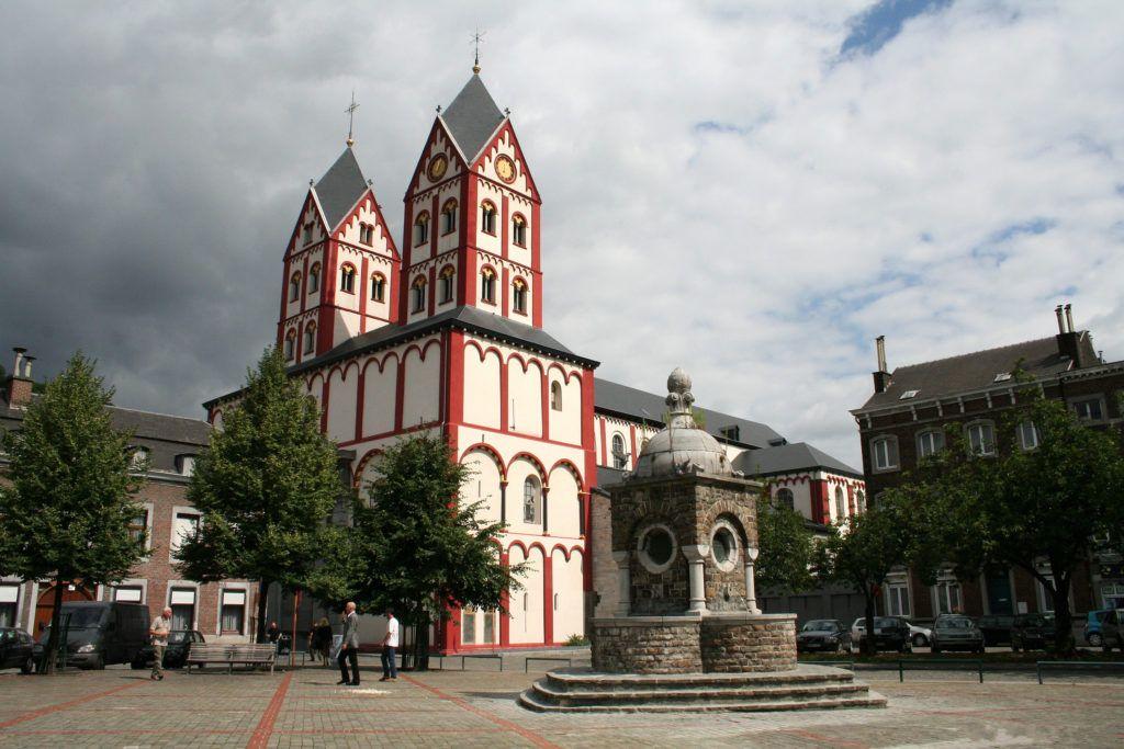 Церковь Сен-Бартелеми в Льеже