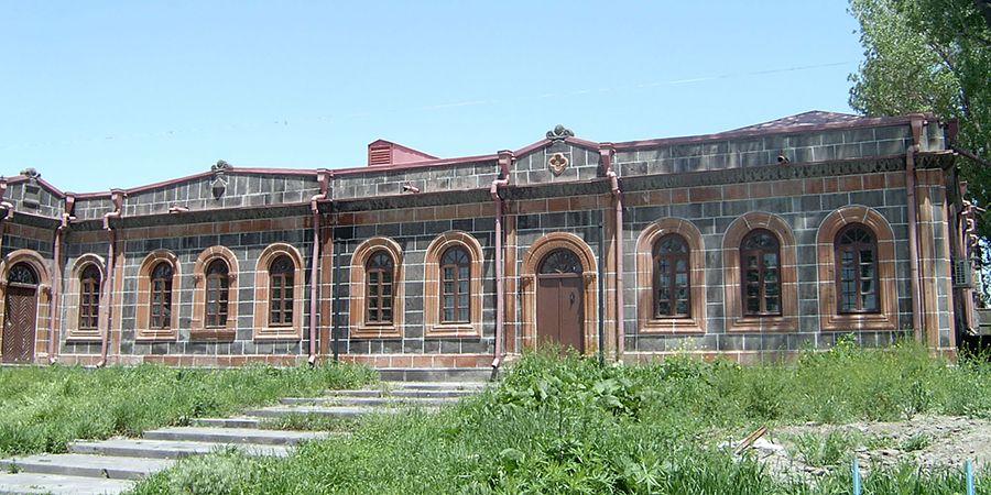 Дом-музей скульптора Меркурова