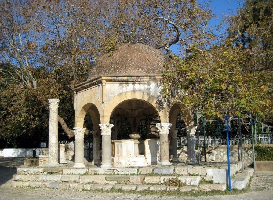 Мечеть Хаджи Хасана, остров Кос, Греция