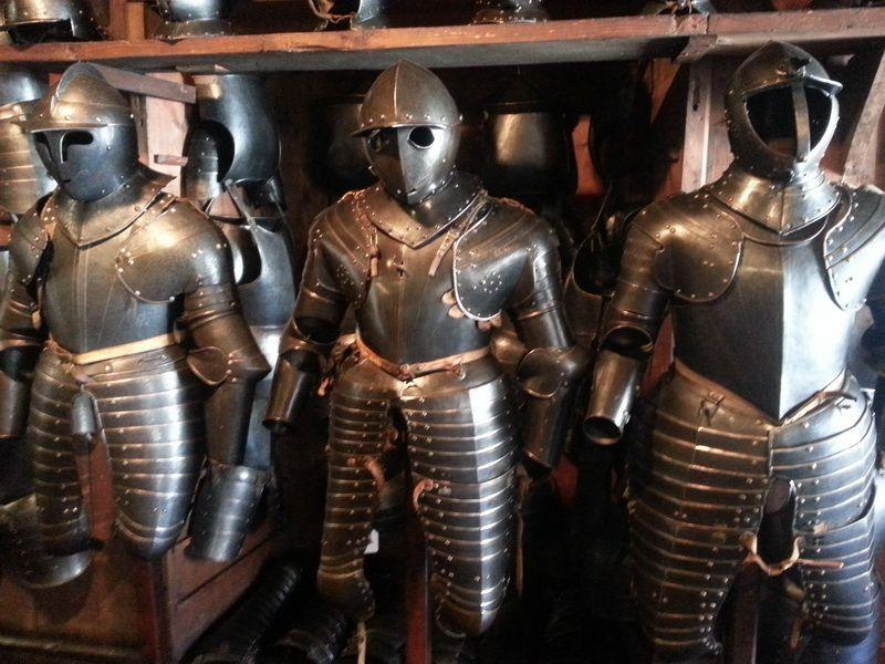 Оружейный музей Арсенал, Грац, Австрия