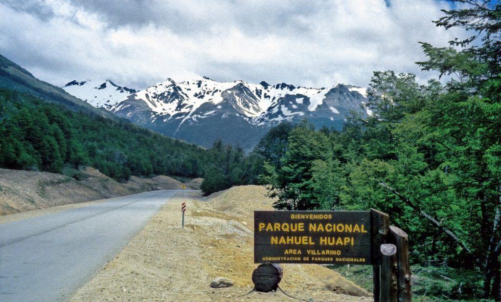 Старейший национальный парк Аргентины