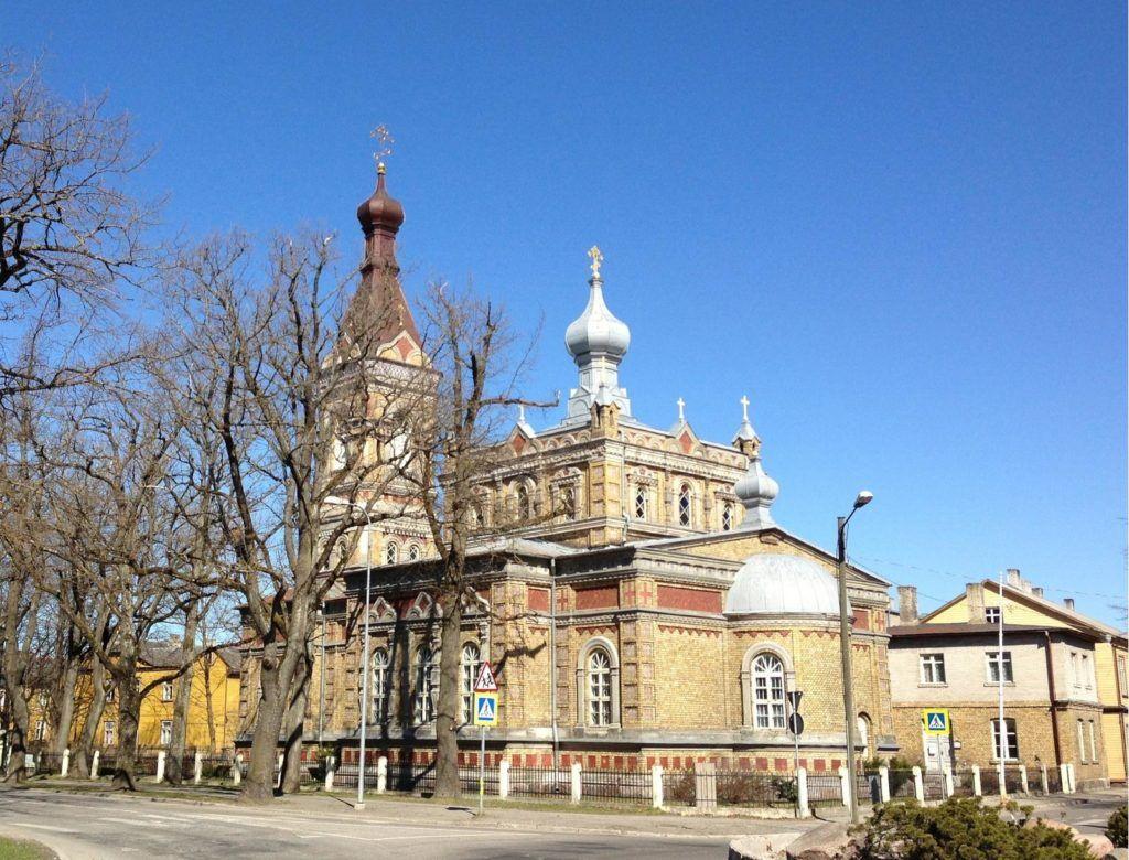 Апостольская православная церковь Преображения, Пярну, Эстония