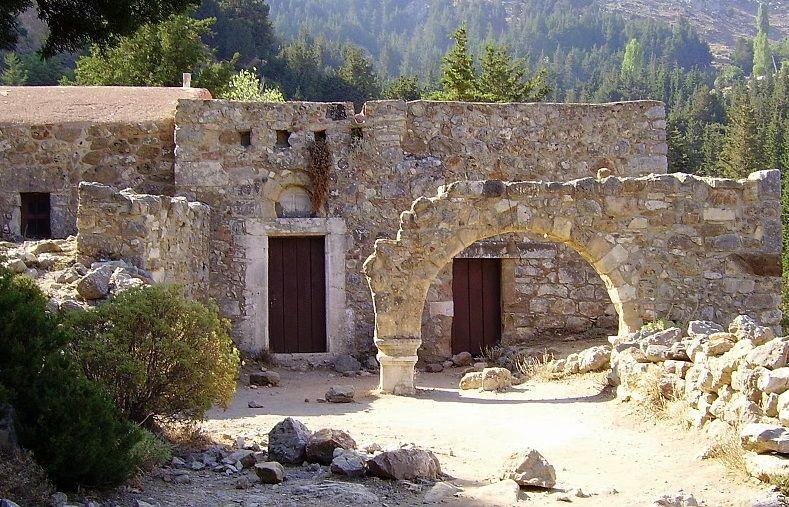 Палео Пили, остров Кос, Греция
