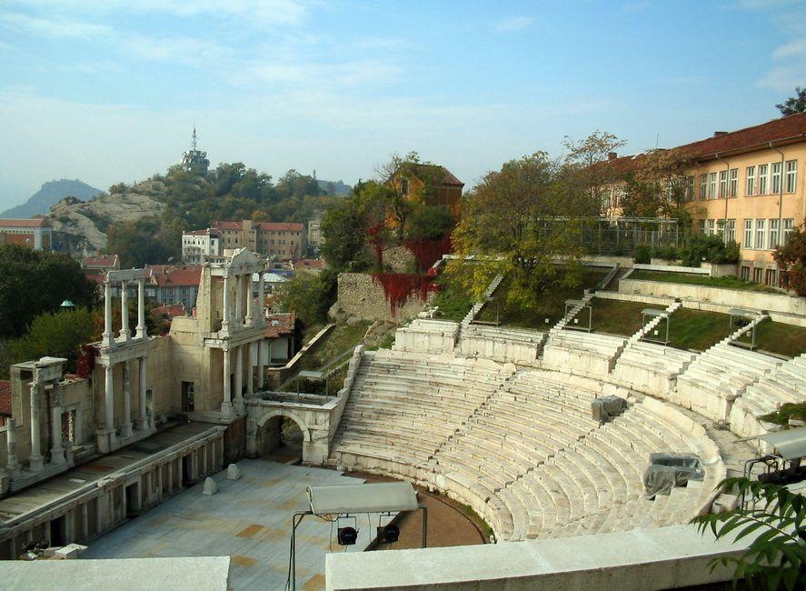 Римский амфитеатр в Созополе