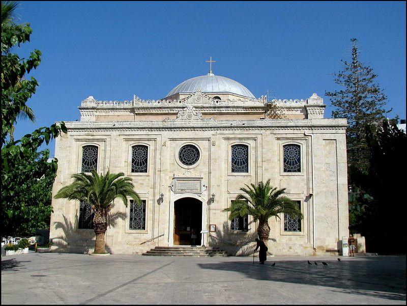 Собор Святого Тита, Ираклион
