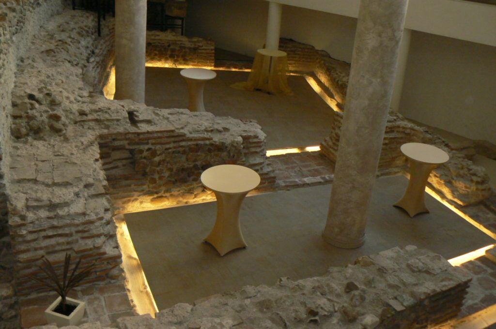 Амфитеатр Сердика в Софии
