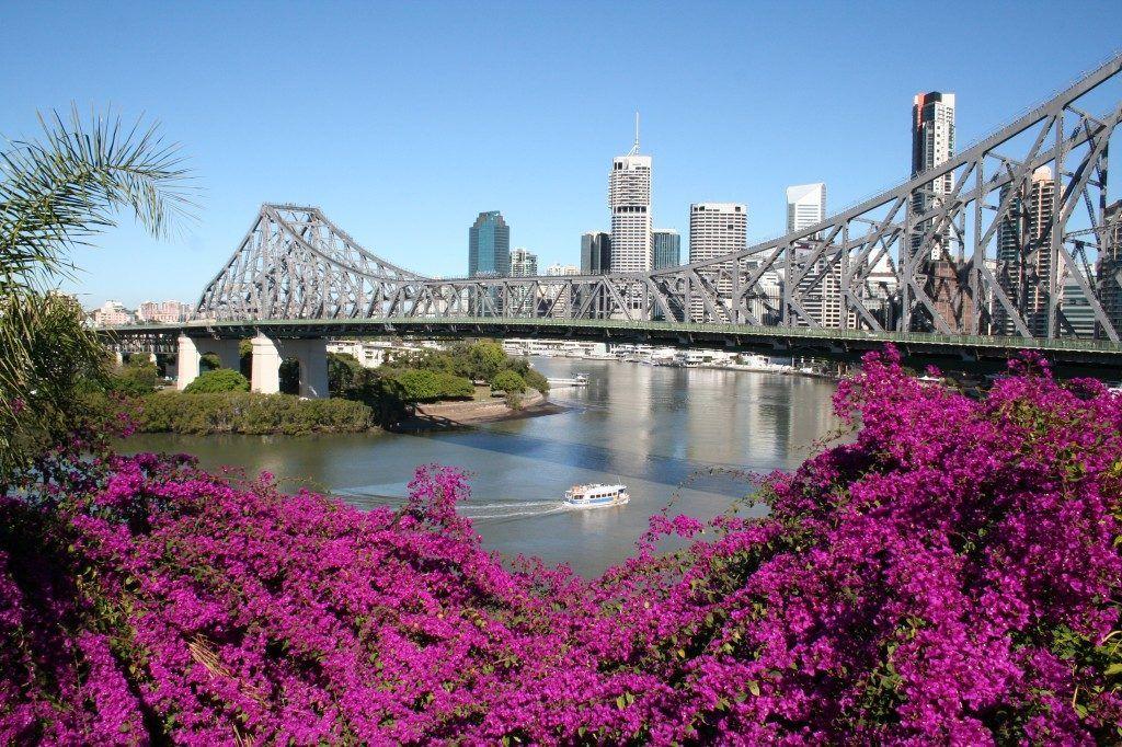 Мост Стори-Бридж, Брисбен, Австралия