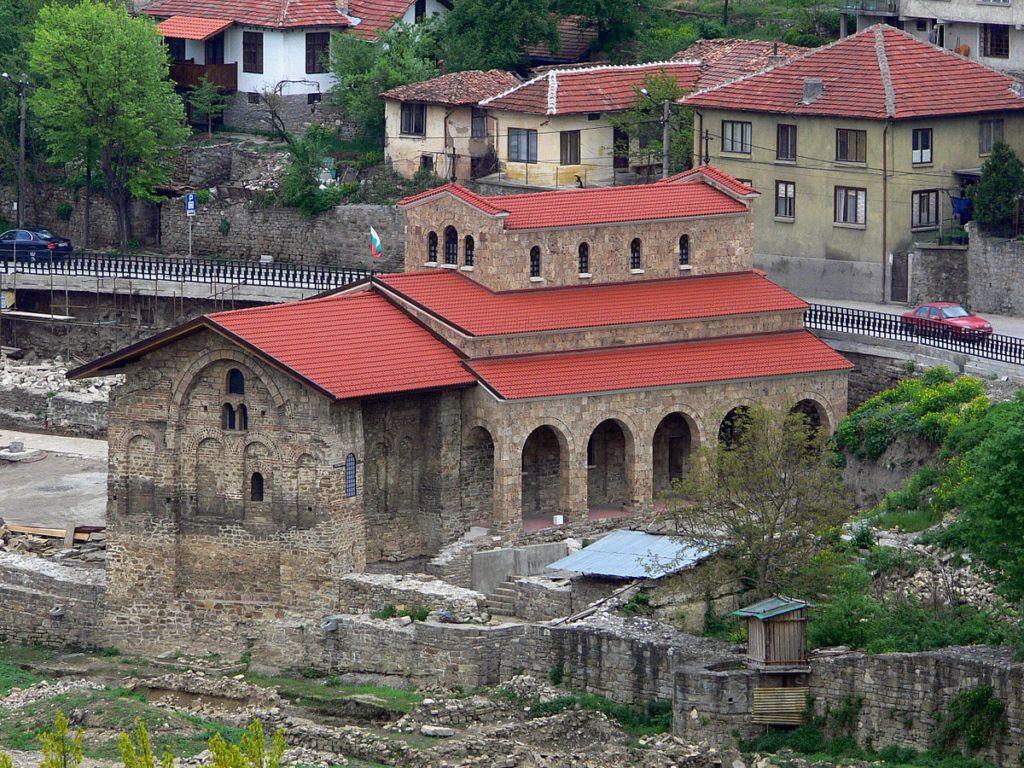 Болгария, Велико-Тырново