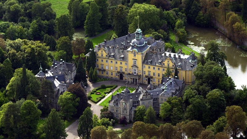 Дворец Бюккебург, Германия