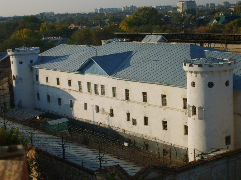 """Белорусская тюрьма """"Пищаловский замок"""""""