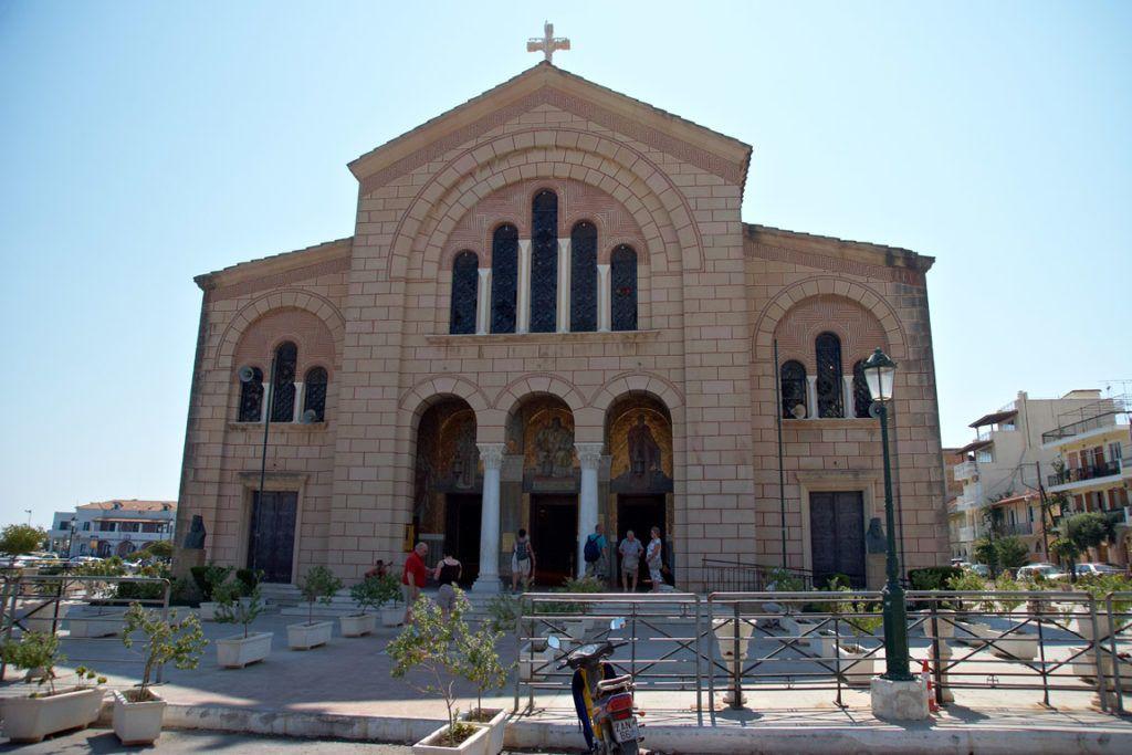 Церковь Святого Дионисия, Закинф, Греция