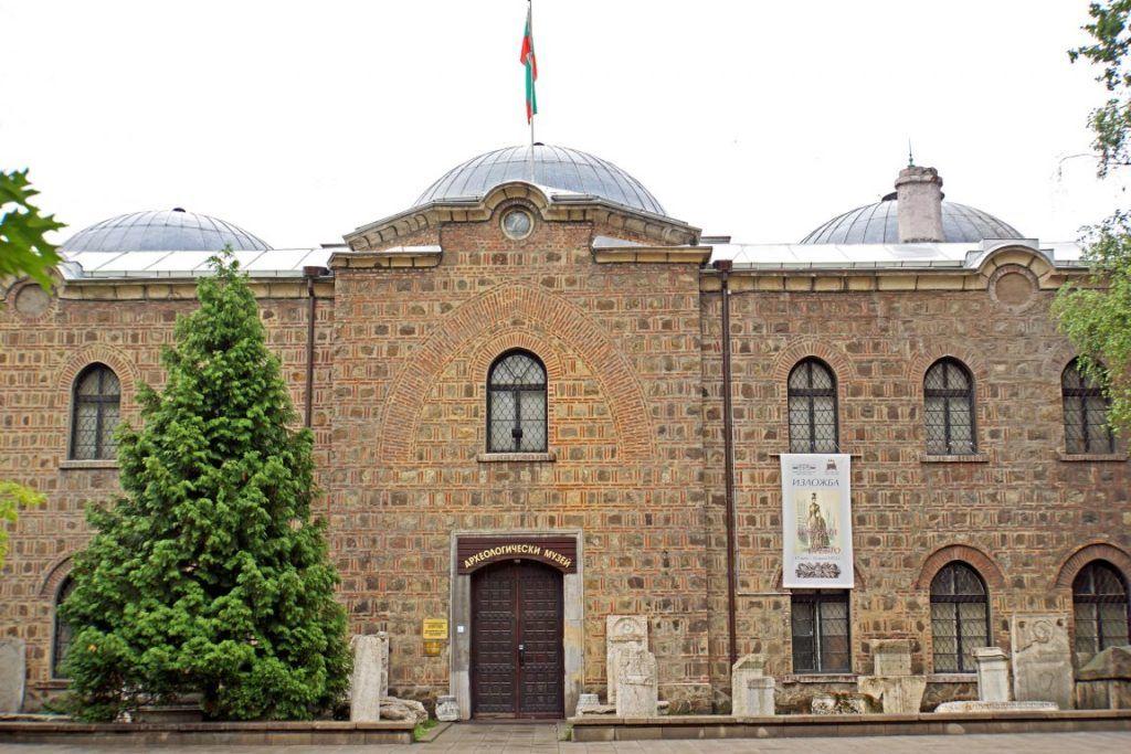 Национальный археологический музей в Софии