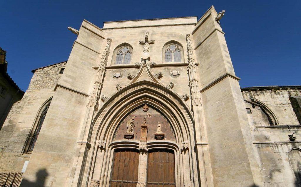 Авиньон, церковь Святого Агриколы