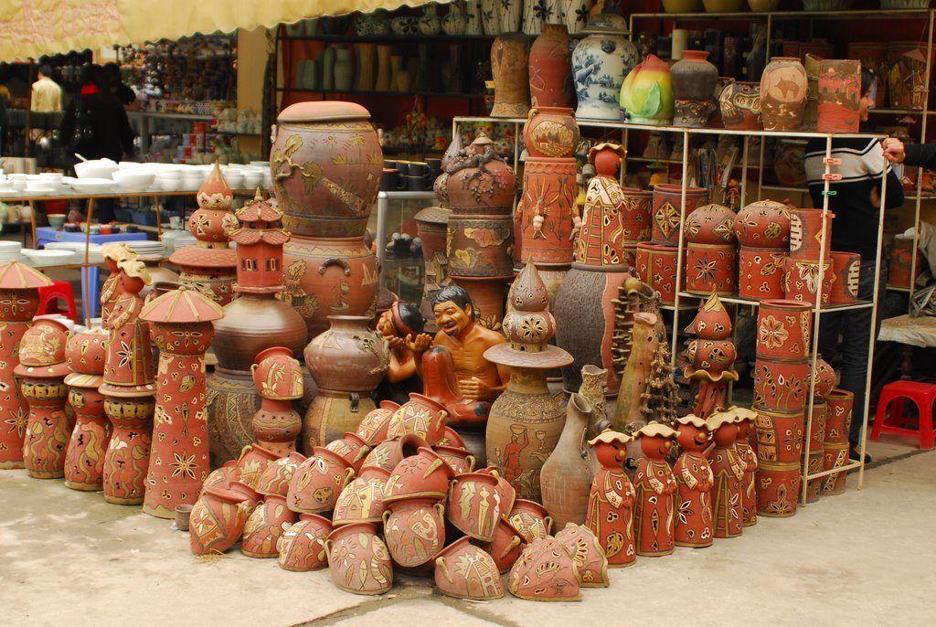 Керамическая деревня Бат-Чанг